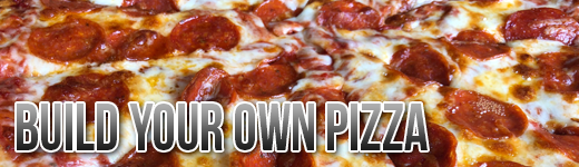 BUILD YOUR OWN PIZZAS image